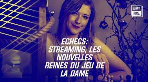 Streaming, les nouvelles reines du jeu de la dame