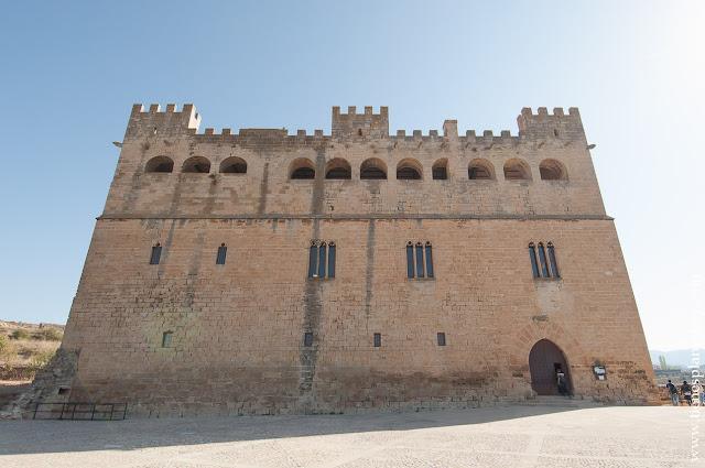 Castillo Valderrobres viaje Matarraña Teruel turismo escapada dias
