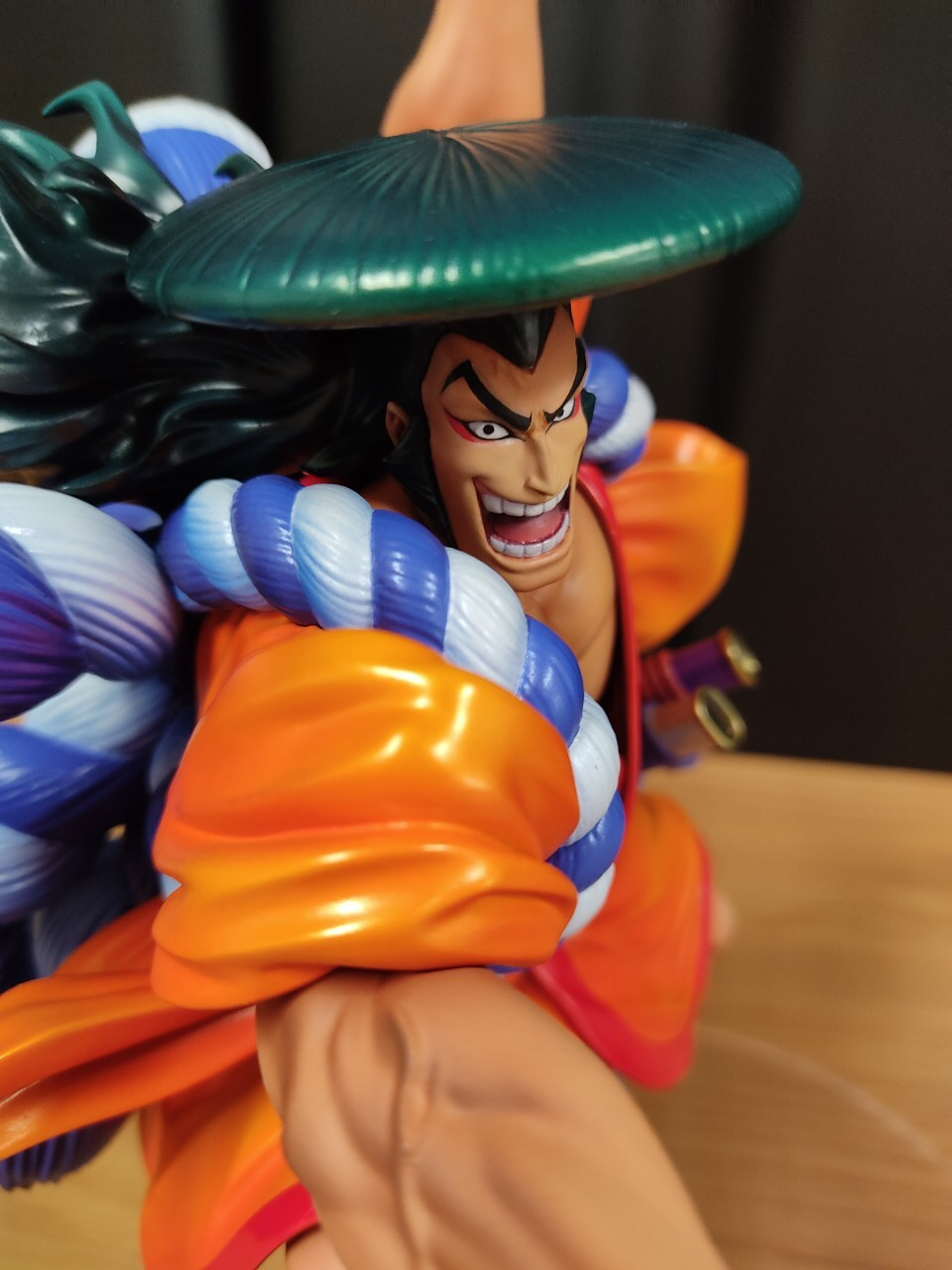 "Kozuki Oden Portrait Of Pirates One Piece ""Warriors Alliance"" por MegaHouse"