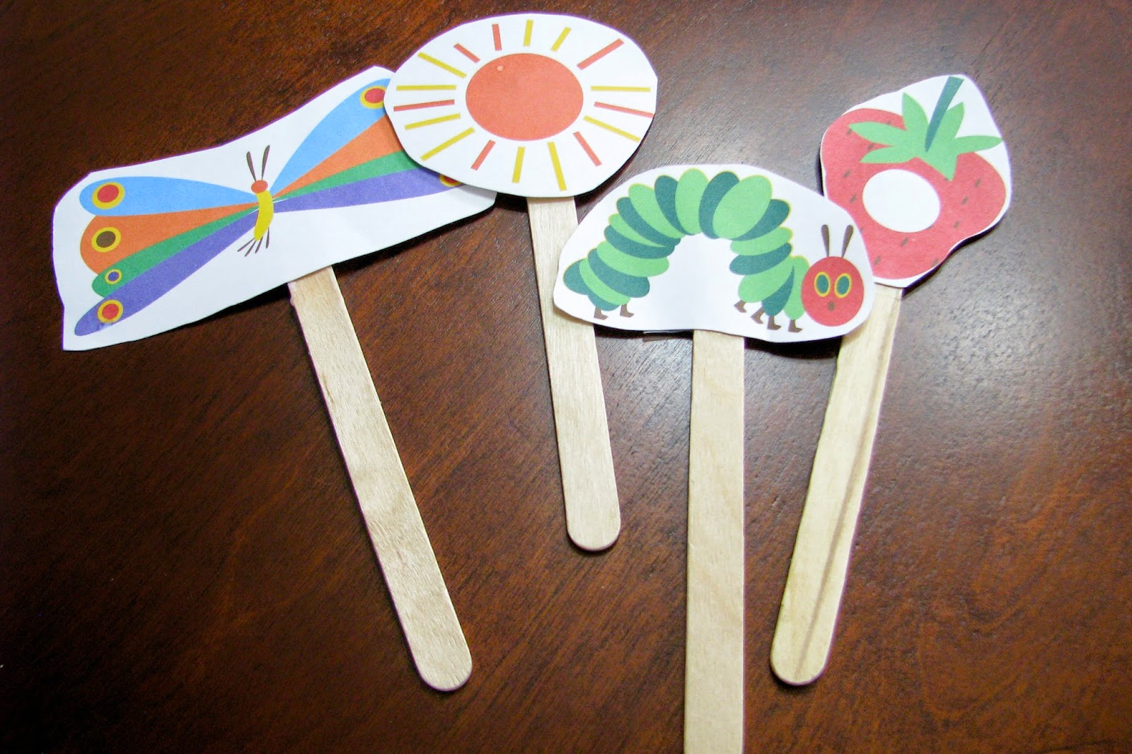 Mommy S Little Helper The Very Hungry Caterpillar Preschool Theme