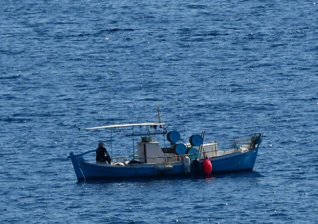 Οι αλιείς κινδυνευουν να χάσουν την άδεια εάν δεν υποβάλουν στοιχεία αλιευτικής δραστηριότητας
