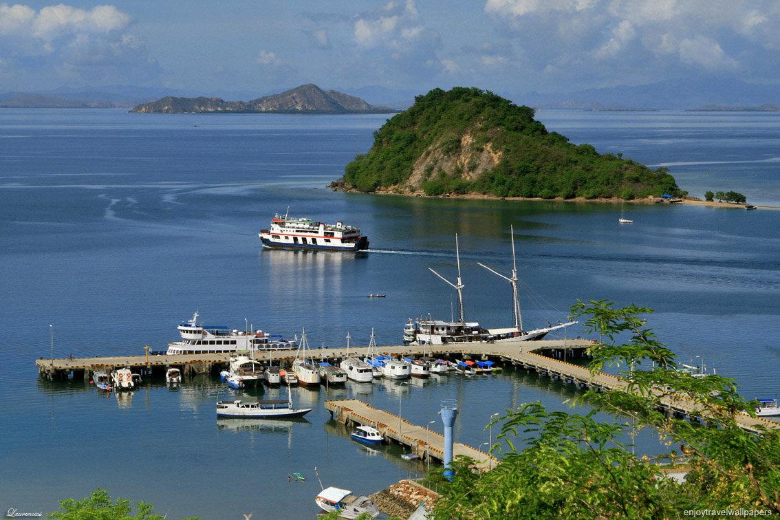 Labuan Bajo Kabupaten Manggarai Barat Pintu Menuju Pulau ...