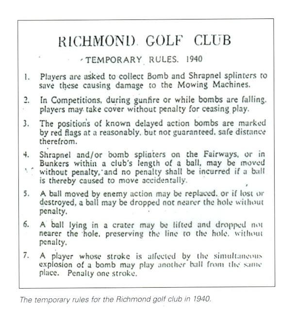 Richmond Golf Club, Yorkshire