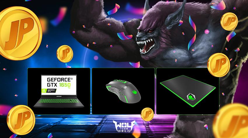 Monster Gaming Laptop ve Milyonlarca Joypara!