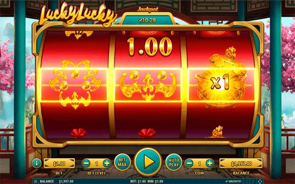 Main Gratis Slot Indonesia - Lucky Lucky Habanero