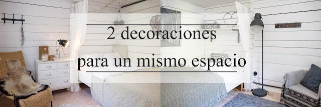 como decorar un espacio