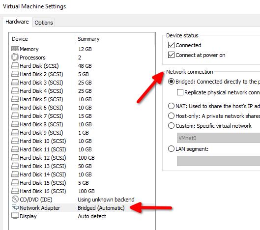 VMware: Instalar VCSA en Workstation
