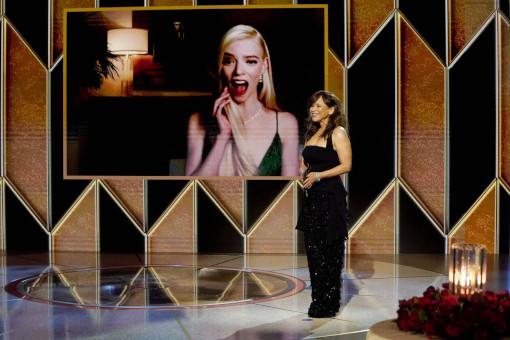Deux Golden Globes pour la mini-série