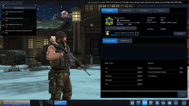 gabung clan point blank indonesia