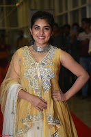 Nivetha Thamos in bright yellow dress at Ninnu Kori pre release function ~  Exclusive (10).JPG