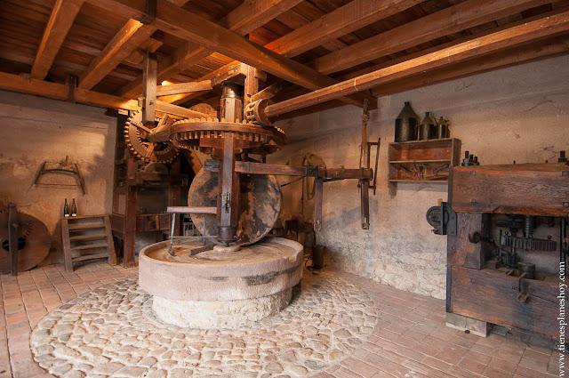 Mittelbergheim ruta del vino Alsacia