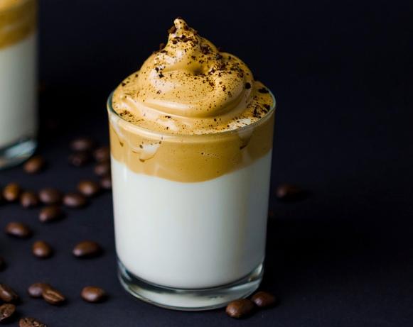 Resep Minuman Dalgona Coffee Yang Sedang Vira