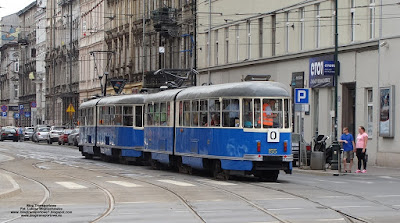 Konstal 102Na + 102NaD, MPK Kraków