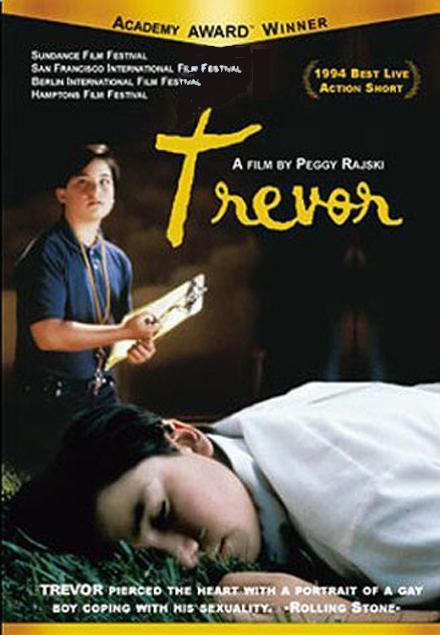 """VER ONLINE y DESCARGAR CORTOMETRAJE """"Trevor"""""""