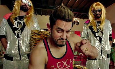 Aamir Khan Secret Superstar Image