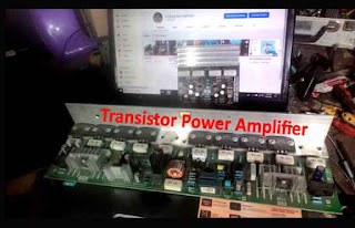 Transistor Pengganti Untuk Power Amplifier