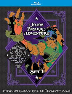 Jojo's Bizarre Adventure – Box 1 [4xBD25] *Subtitulada
