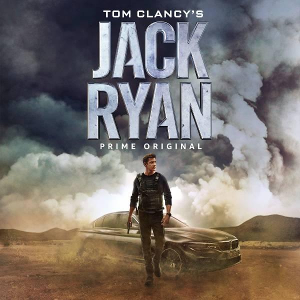 🎬 Tom Clancy's Jack Ryan (2018) English S01 Complete [E01-08] 720p