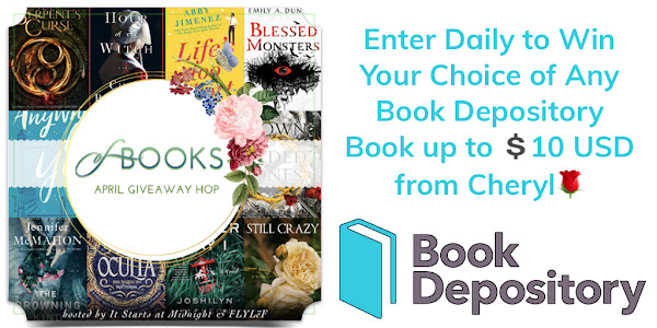 April Of Books 📚 Giveaway Hop