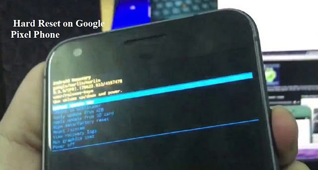 How to Force Restart Using Hard Reset on Google Pixel Phone