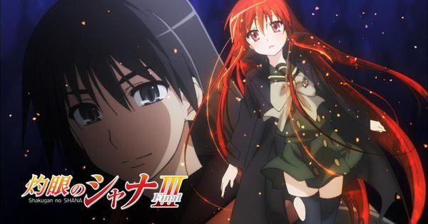 Shakugan No Shana di Rekomendasi Anime Romance - Drama Terbaik