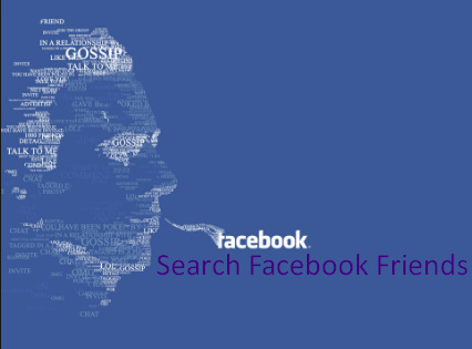 Search Facebook Friends