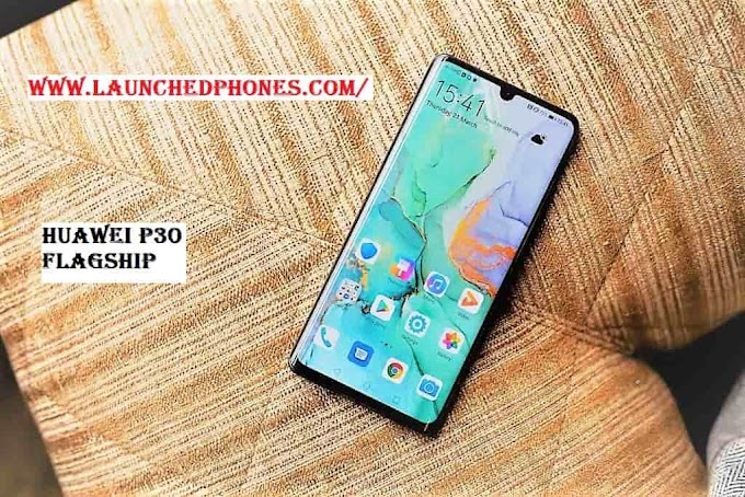 Huawei P30 launched as the upgrade of P20