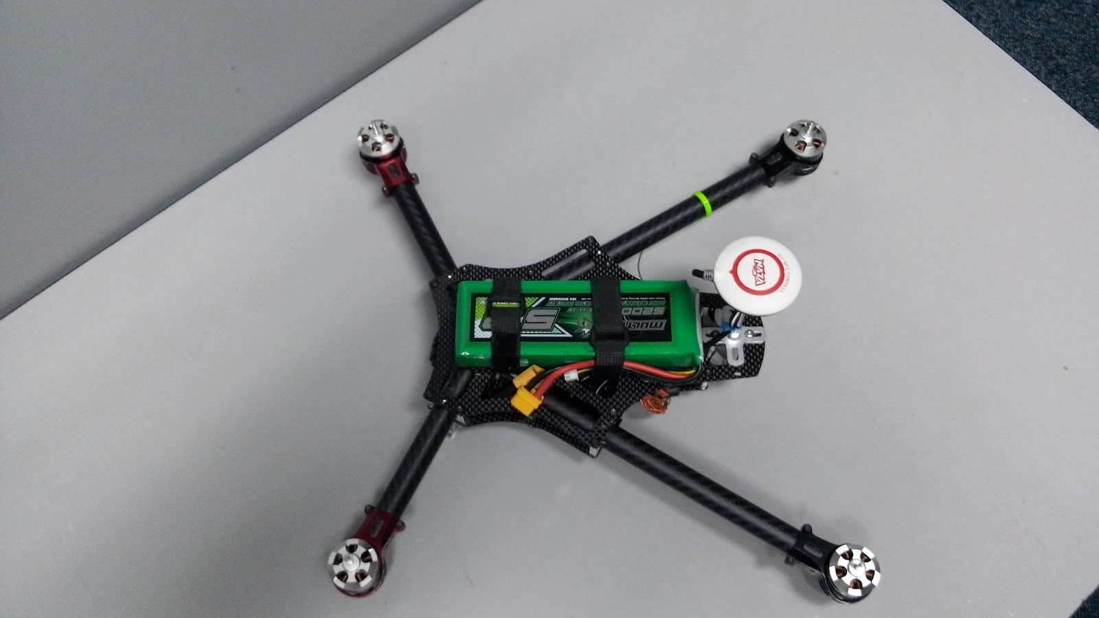 Construcci 243 N De Drone Tipo Quot Dead Cat Quot Para Carreras