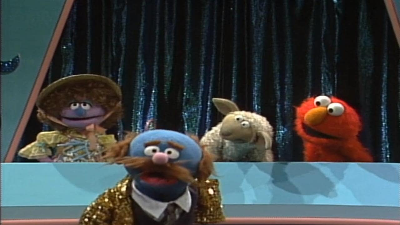 Sesame Street Guide Elmo S Sing Along Guessing Game