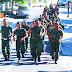 Hanmars Anggota Kodim 0728/Wonogiri Dapat Pengawalan Ketat Prov Dan Tim Medis