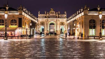 Place Stanislas: Lieu remarquable