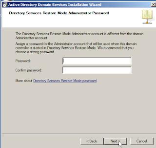Penentuan Password