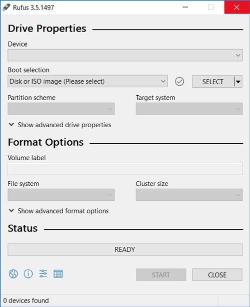 Membuat Bootable Flashdisk Windows Rufus