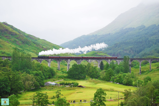 Viaducto de Glenfinnan, Escocia