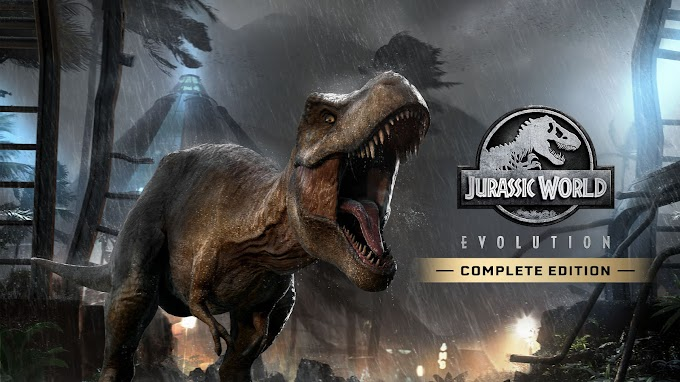 Jurassic World Evolution İndir
