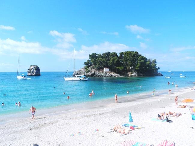 PARGA Travel Guide Krioneri Piso Krioneri beaches.Parga letovanje gradske plaze.