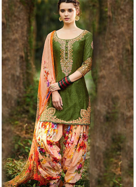 Chic, Designer Punjabi Suits for All Occasions