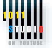 Cliquez sur le logo pour accéder à la chaine Studio 1011 sur Youtube