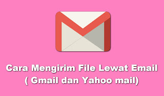 Cara mengirim foto Lewat email