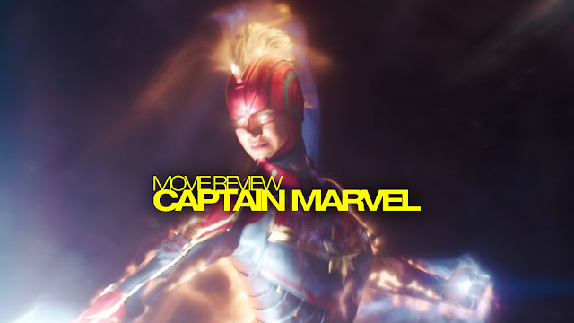 Captain Marvel (2019) Movie Review