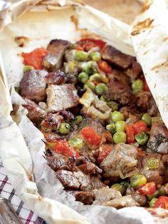 Orjinal Kağıt Kebabı Tarifi