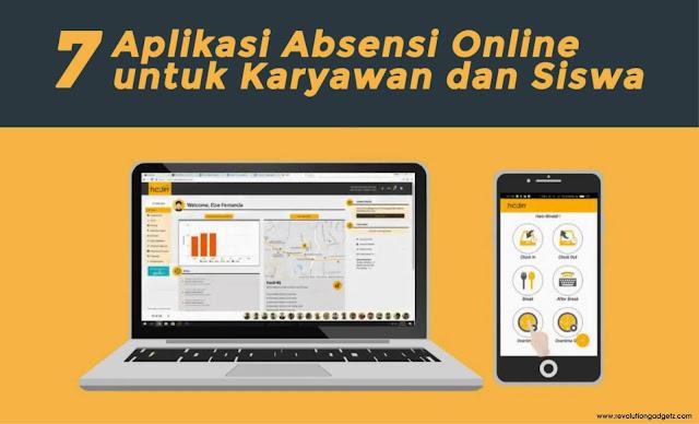7 Aplikasi Absensi Online Terbaik untuk Karyawan dan Siswa