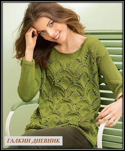 pulover-spicami-s-krupnim-uzorom | vyazanie | toxuculuq | knitting | حياكة | vyazanne | pletivo