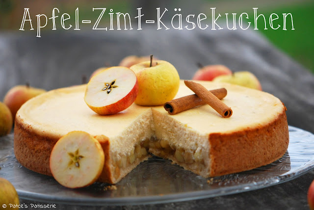 patces patisserie apfel zimt k sekuchen say cheese cake. Black Bedroom Furniture Sets. Home Design Ideas