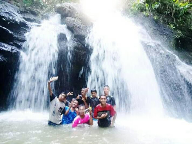 Air Terjun Indo Malio