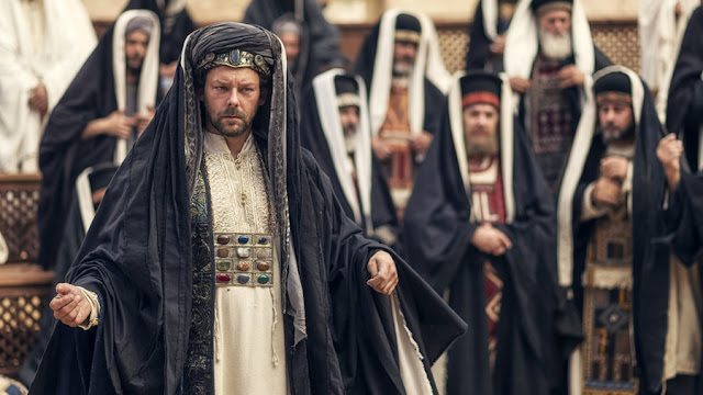 Caiaphas, A.D. The Bible Continues