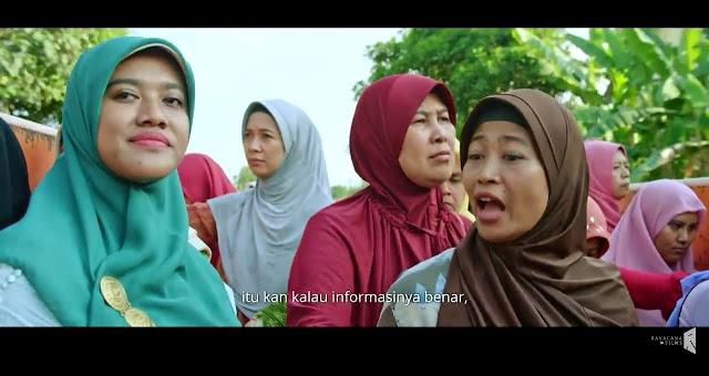 Bu Tejo dan Yu Ning Film Tilik | Youtube Ravacana