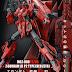 """P-Bandai: MG 1/100 Zeta Gundam (P2 Type) """"Red Snake's Zeta"""" [REISSUE] - Release  Info, Promo Images"""