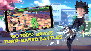 Download Mob Psycho 100: Psychic Battle Apk English for android