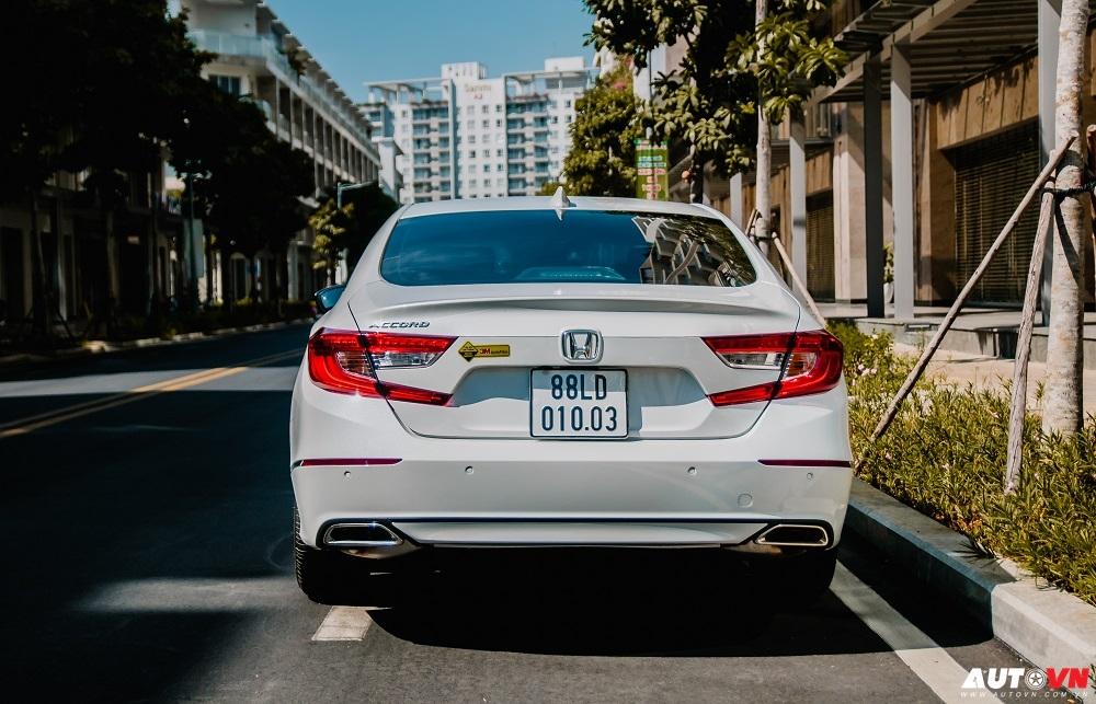 Honda Accord 2020 - Xe đẹp, lái sướng